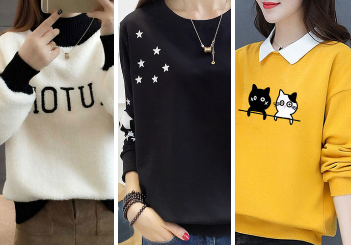 popular sweatshirts