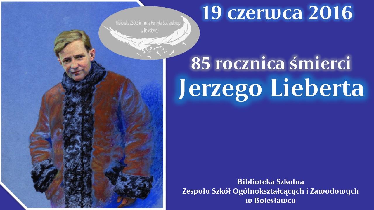 Biblioteka Szkolna Zsoiz W Bolesławcu 85 Rocznica śmierci