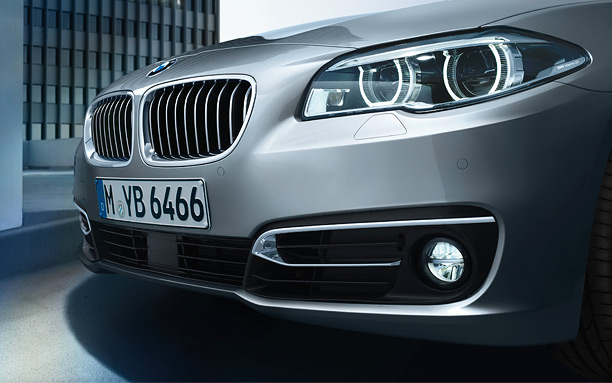 بى ام دبليو الفئة الخامسة BMW 5 Series