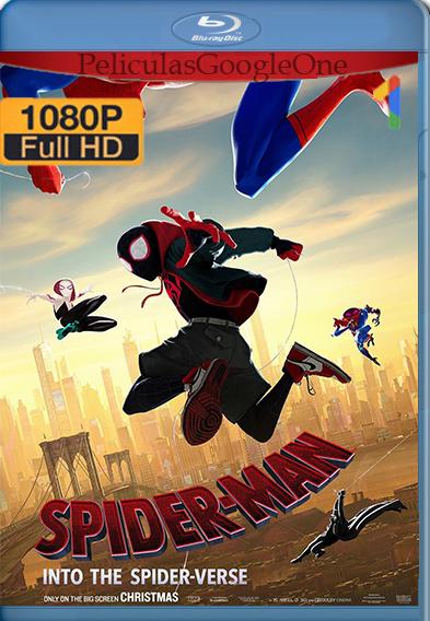 Spider-Man: Un Nuevo Universo (2019) [1080p BRrip] [Latino-Ingles] [GoogleDrive] Falcony
