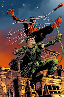Daredevil and Green Arrow
