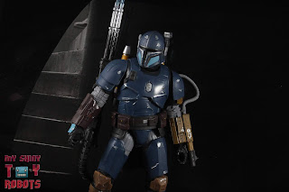Black Series Heavy Infantry Mandalorian 11