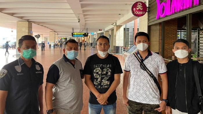 Tertangkap! Lihat Nih Tampang Pengemudi Pajero Penganiaya Sopir Truk di Jakut