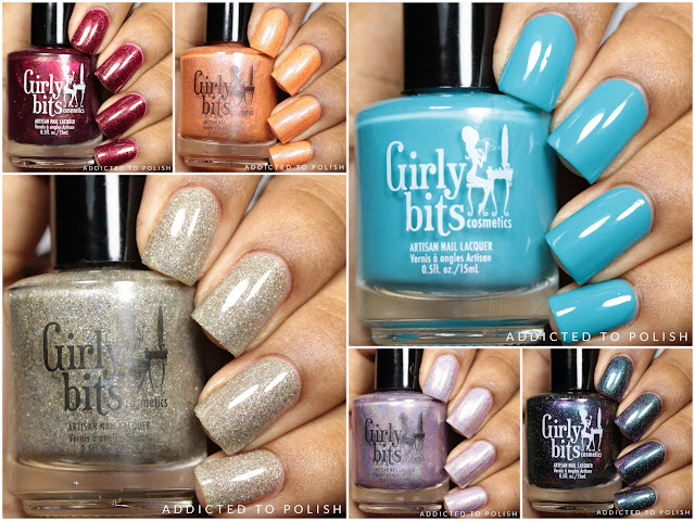 Girly Bits A Little Madness Collection