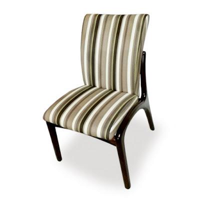 cadeira design estampada