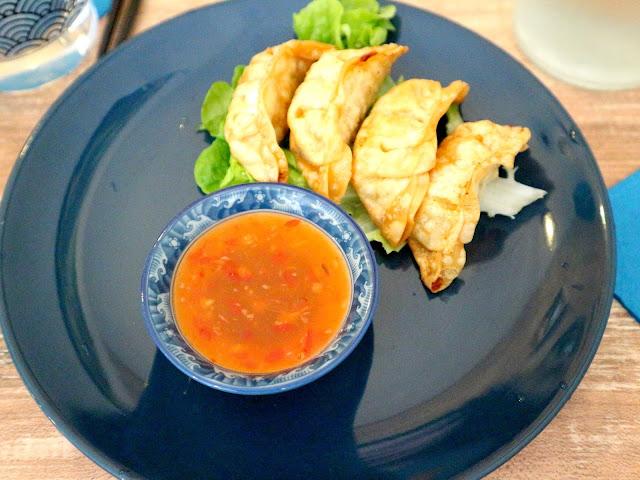 Le restaurant Yummy by Cook'n Asia propose également de délicieux gyoza en entrée !