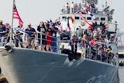 Naval Base Open Day Koarmada I Berlangsung Meriah Dibanjiri Pengunjung