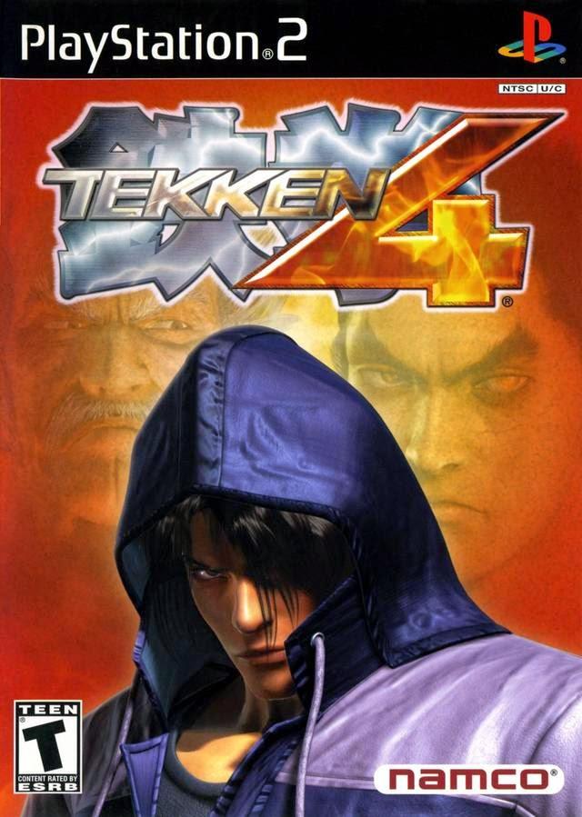 El Dictador Azul: Tekken: El Puño de Hierro