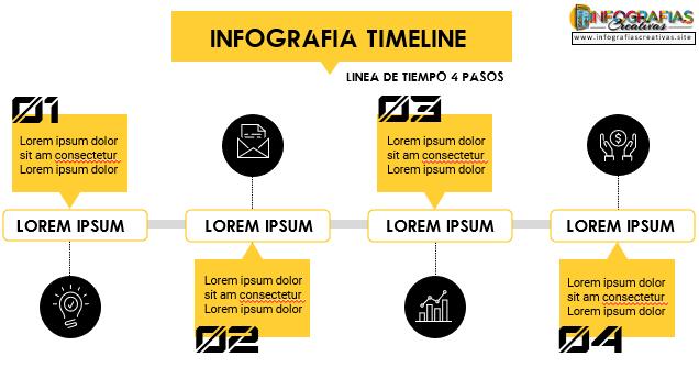 Plantilla timeline 04