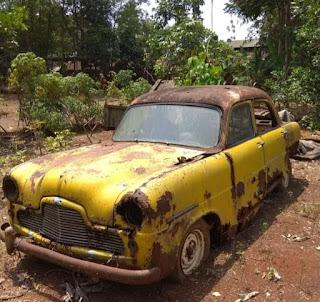 Jual Bahan Ford Zephyr 1956 Bersurat