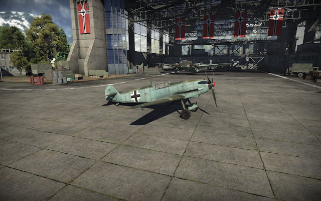 Messerschmitt Bf109 zonafree2play