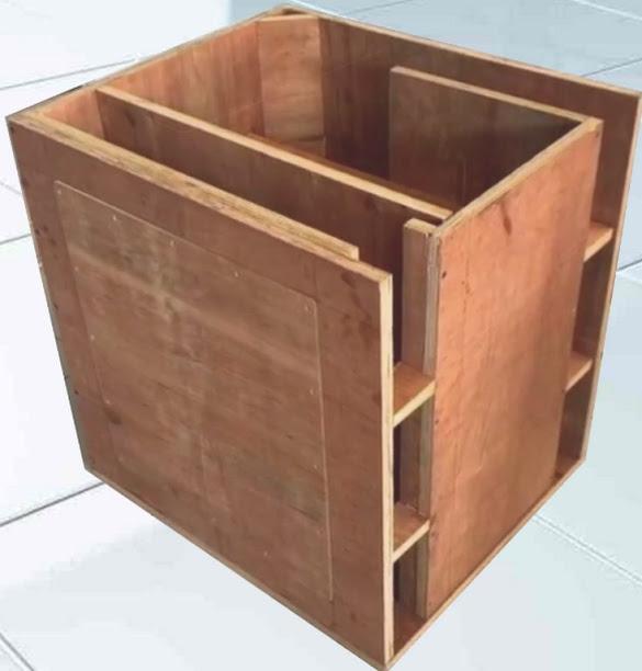 Box Dari Depan Kiri