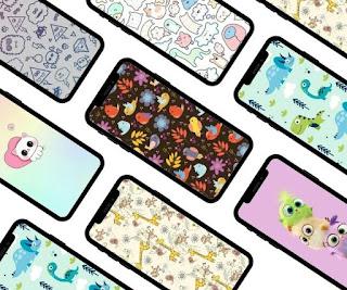 16 Cute phone wallpapers