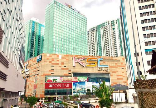 Pusat Perbelanjaan Terbesar di Johor Bahru