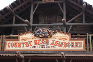 Country Bear Jamboree (2) - FrontierLand - Magic Kingdom - Walt Disney World - Orlando, Florida