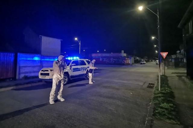 PDI detiene en Purranque al presunto autor de un homicidio ocurrido en Frutillar