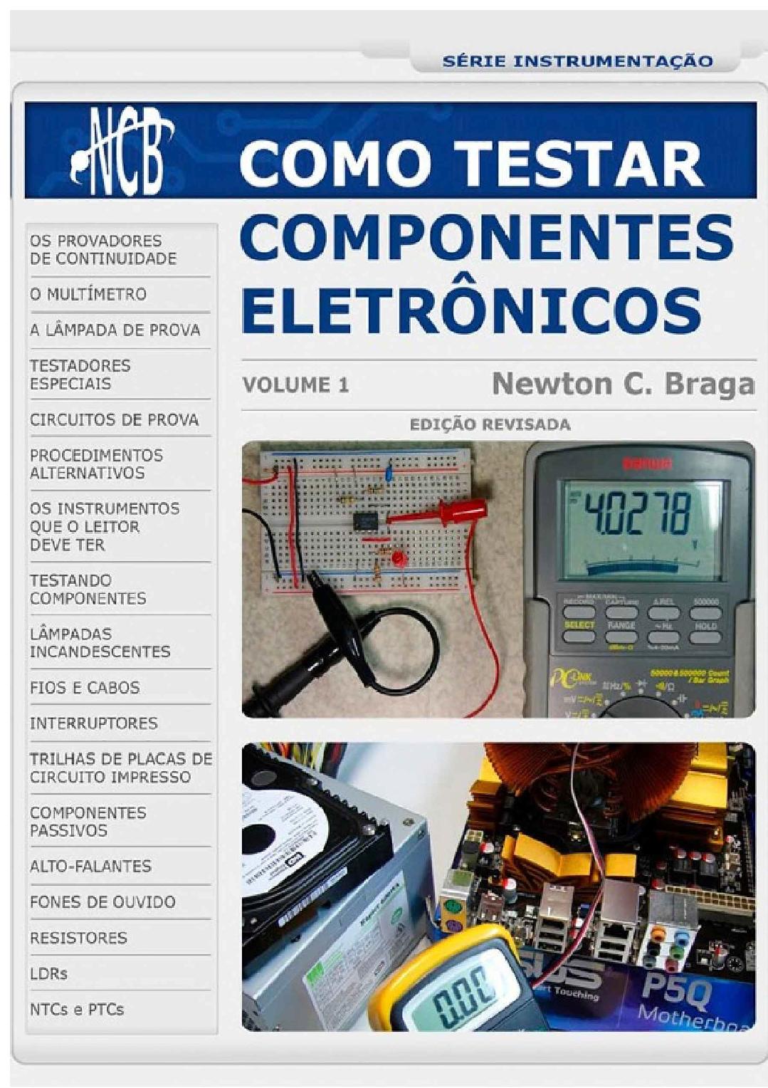 Livros ebooks projetos e etc como testar componentes eletrnicos como testar componentes eletrnicos 1 a 4 fandeluxe Image collections
