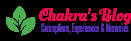 Chakra's Blog