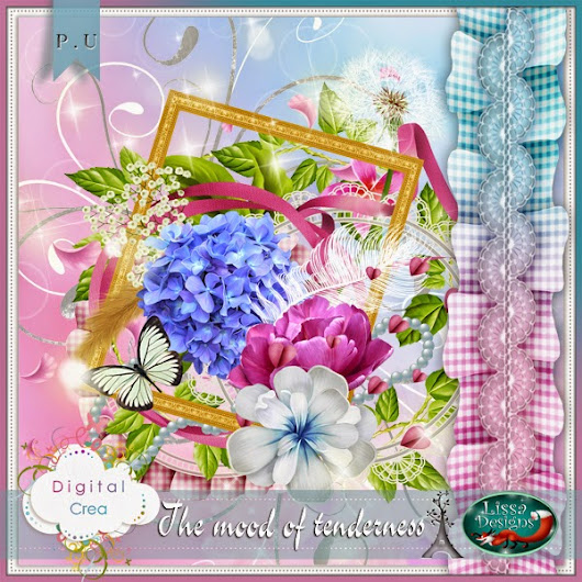 The mood of tenderness by Lissa Designs
