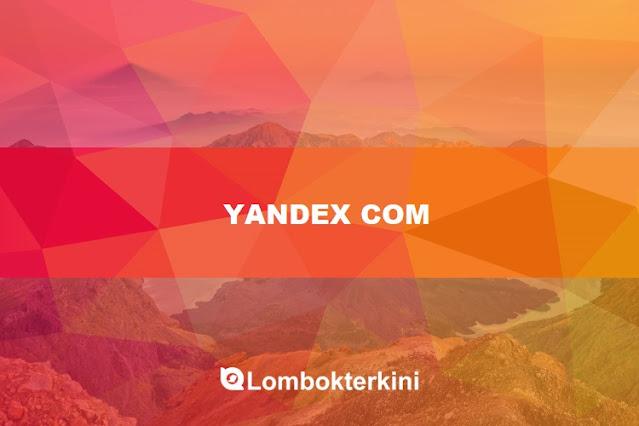 Yandex Com