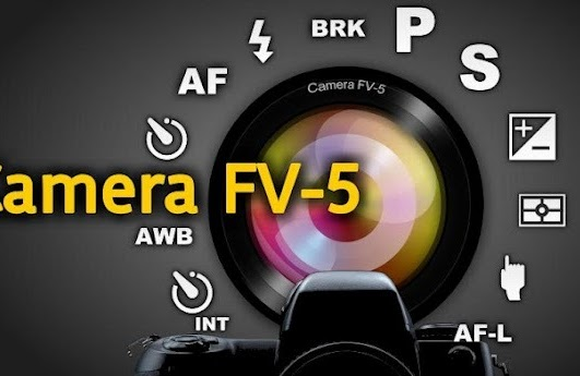 Camera FV-5 3.31.4 [APK FULL]