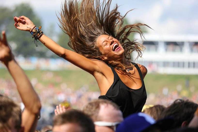Top 5 Electronic Dance Music (EDM) Festivals for 2015