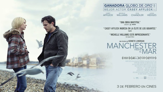 «Manchester frente al mar», de Kenneth Lonergan