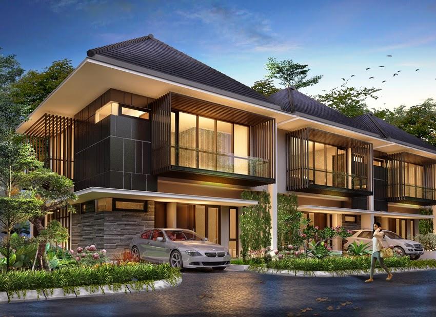Desain Rumah Mewah Luas Tanah 96 Meter 8x12 Daftar Perumahan