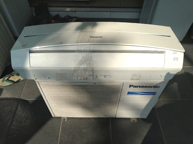 Jual Promo AC Bekas Panasonic 1.5 PK