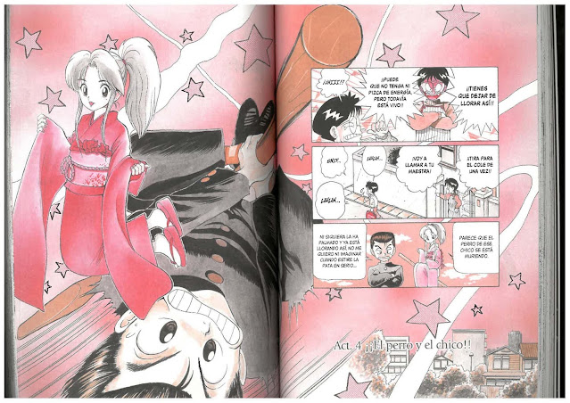 Reseña de Yu Yu Hakusho de Yoshihiro Togashi - Ivrea