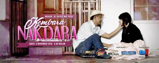 Sinopsis telefilem Kembara Nak Dara TV1, pelakon dan gambar telefilem Kembara Nak Dara TV1