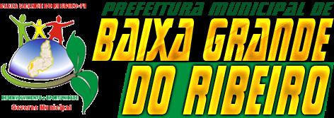 Prefeitura de Baixa Grande do Ribeiro