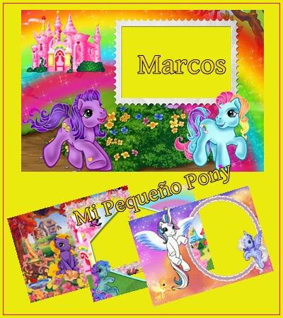 marcos mi pequeño pony png deposit files accionglobalxsoft