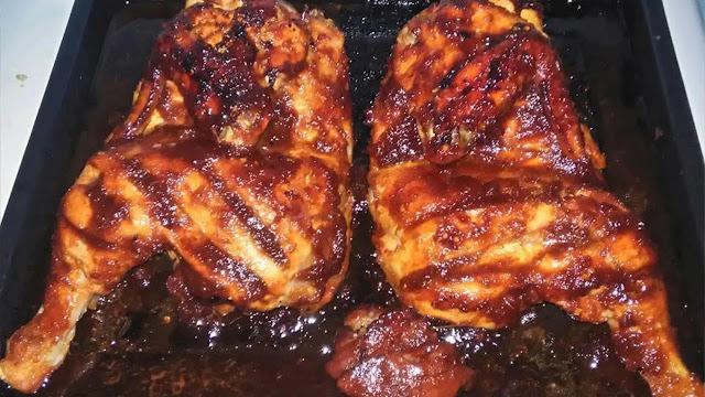 Ayam Bakar Cili Padi