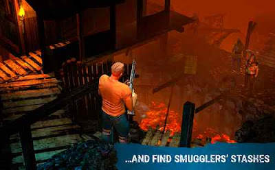 Screenshots of Survivalist: invasion (Mod Apk)+ Data For Android
