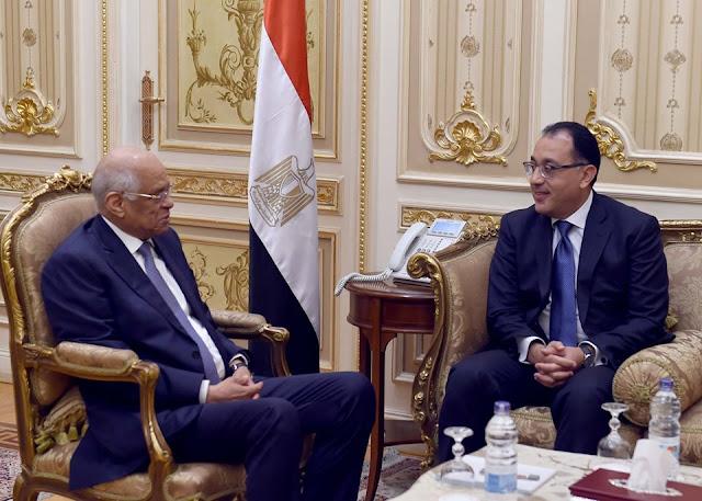 رئيس الوزراء في بيان أمام مجلس النواب:  القوات المسلحة كانت وستظل على الدوام الدرع الواقية لشعب مصر والركيزة الأساسية في استقرار الوطن