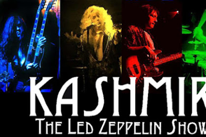 Lyricas and Video Kashmir - Led Zeppelin