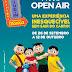 Villa Open Air recebe Drive-in Turma da Mônica com sessões CineGibi e personagens ao vivo