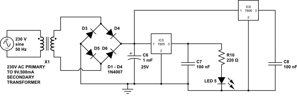 Microcontroller Based DC Motor Controller ~ ELECTRONICS