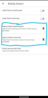 Cara Menghapus History Youtube Lewat Aplikasi Youtube Go