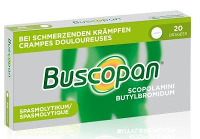 Harga Buscopan tab Terbaru 2017