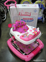 1 Family FB2107LD Baby Walker