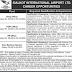 Jobs in Sialkot International Airport Ltd 2020