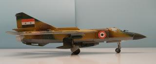 caza bombardero Mig-23
