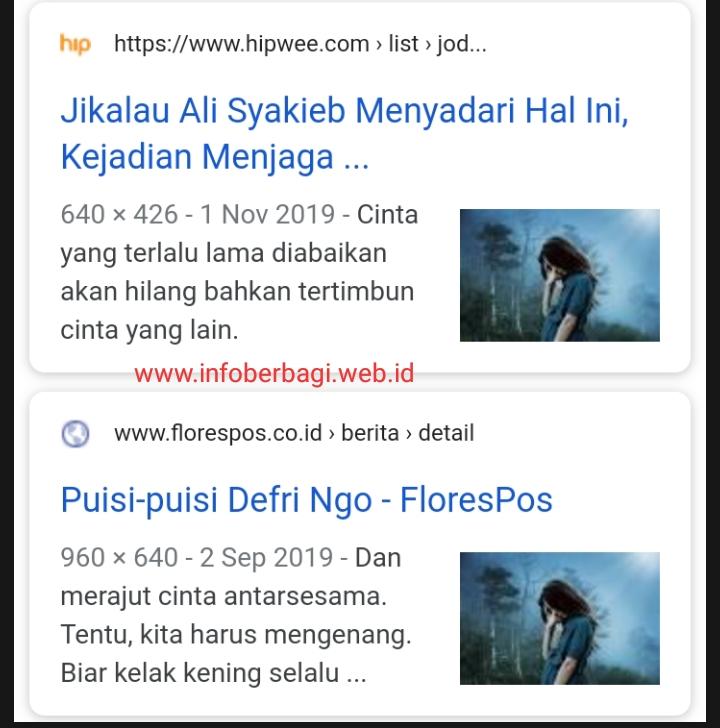 Info berbagi