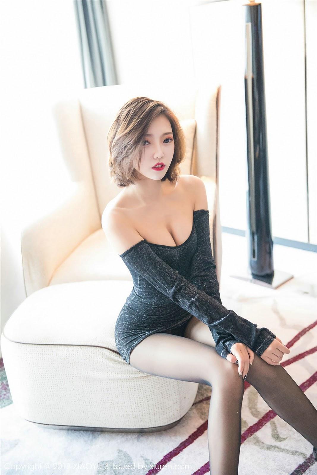[语画界XiaoYu] Vol.006 Feng Mu Mu - Page 2 - CHINA MODEL GIRL
