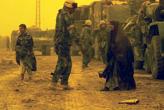Why Did the U.S. Get Involved When Iraq Invaded Kuwait in 1990?