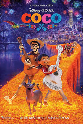Top 10 - Filmes para ver no Halloween Coco