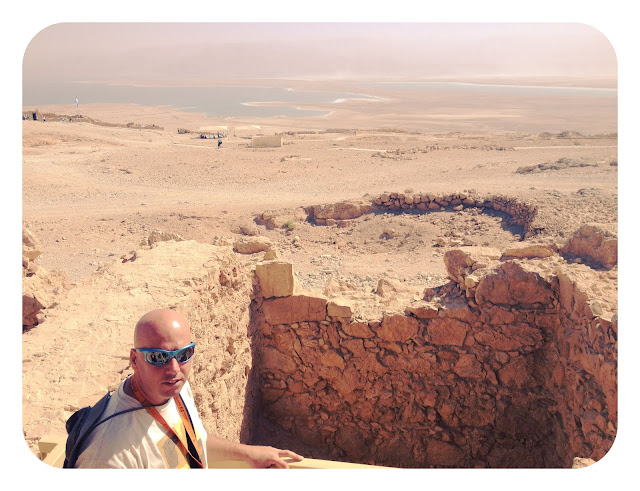 Visita guiada a Masada