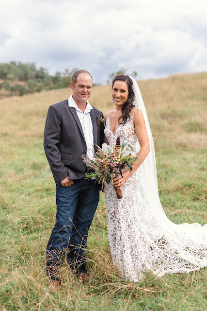DENIS BANKS PHOTOGRAPHY COUNTRY BOHO NORTH COAST WEDDINGS